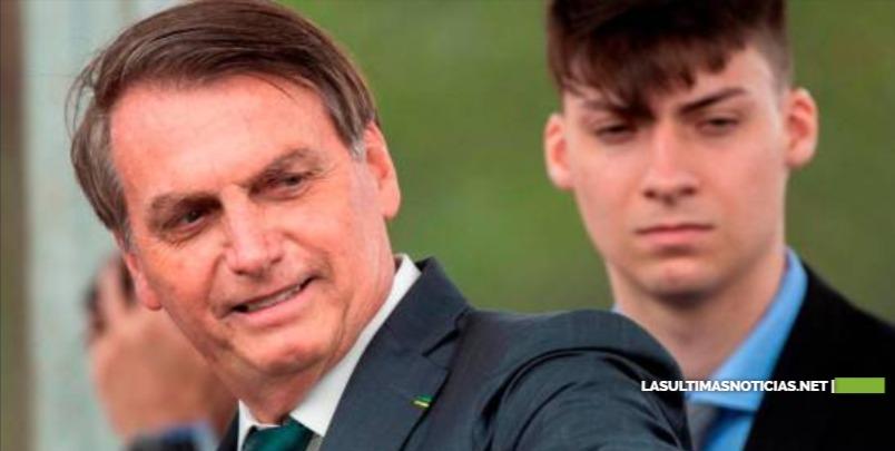 Jair Bolsonaro acusa a DiCaprio de financiar organismos que incendian la Amazonía