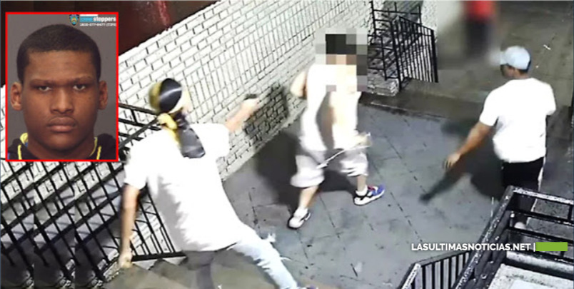 Detienen sospechoso por asesinato de dominicano durante atraco en el Alto Manhattan