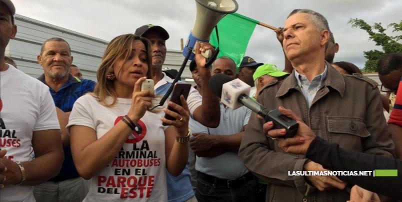 Angely Moreno arremete contra Luis Alberto Tejeda
