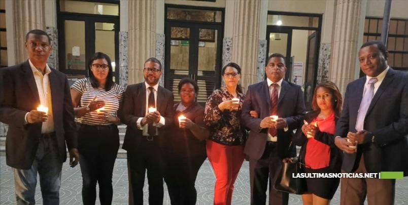La Corriente Unión y Solidaridad y Dignidad Jurídica llama a la concordia y a la paz en relación a la situación que vive el Colegio de Abogados