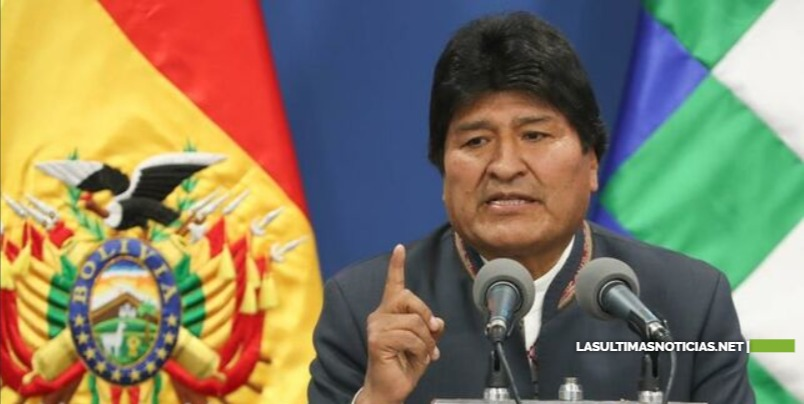 ¿A quién le corresponde asumir el mando tras las dimisiones en Bolivia?