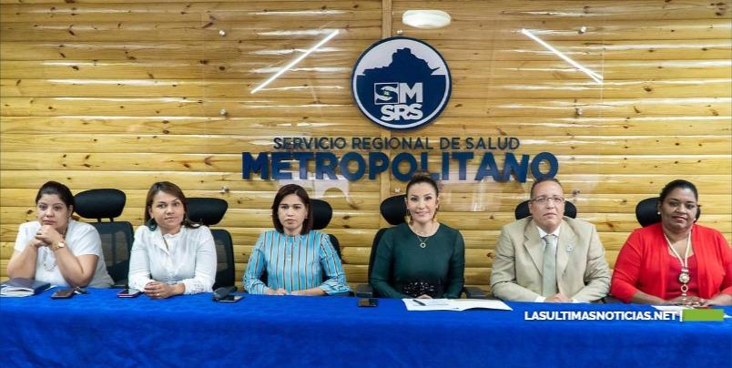 SRSM fortalece Gerencia DNE con taller Modelo de Atención y RISS