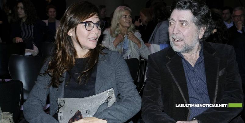 Tras 20 años de relación, Joaquín Sabina se hinca en una rodilla y le pide matrimonio a su novia