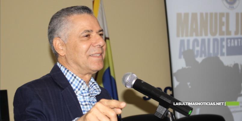 Manuel Jiménez respalda voto automatizado