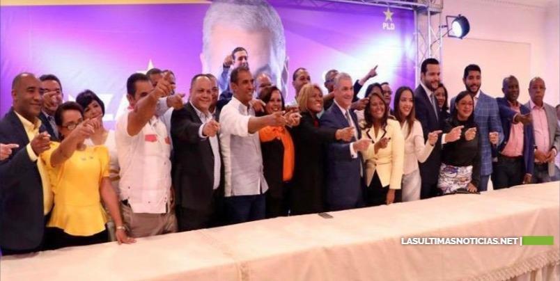 Gonzalo Castillo asegura que con la sangre nueva del PLD promoverá un mejor cambio de progreso y prosperidad para dominicanos