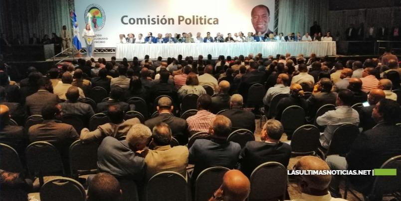 PRD aprueba alianza parcial con el PLD para 2020, apoyarán a Gonzalo Castillo