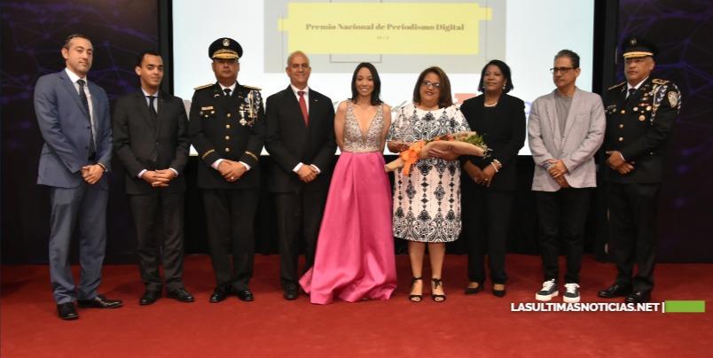 Observatorio celebra el Premio Nacional de Periodismo Digital