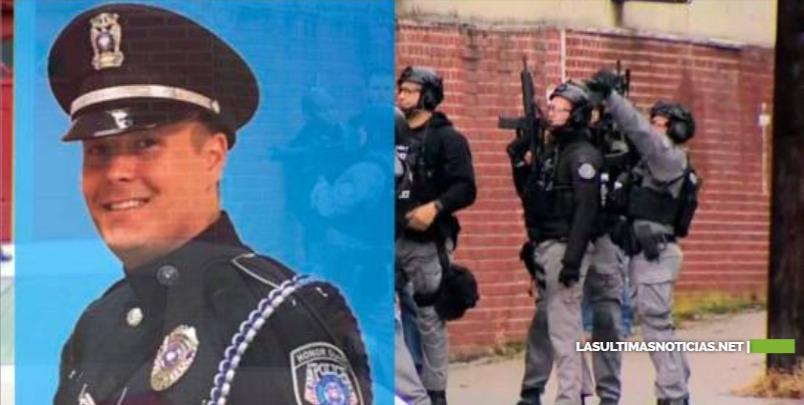 Identifican policías muerto y heridos en tiroteo de bodega judía en Nueva Jersey