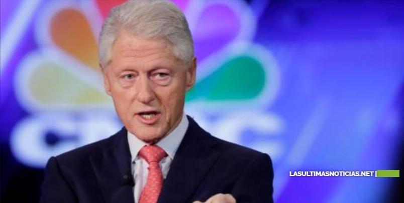 Bill Clinton opino en relacion al 'impeachment' a Trump: El Congreso hace lo que cree que es correcto