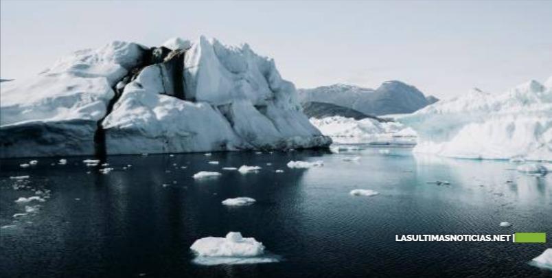 Groenlandia pierde hielo siete veces más rápido que en la década de 1990