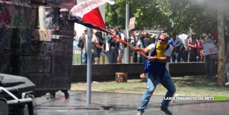 La Fiscalía de Chile confirma más de 20.000 imputaciones durante protestas