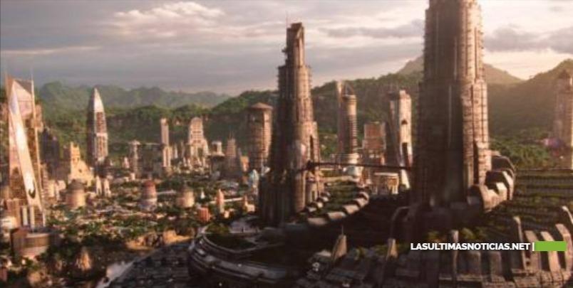 Wakanda aparece como socio comercial de los Estados Unidos
