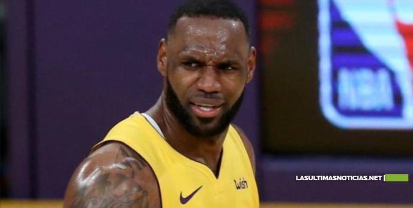 LeBron James recayó de la lesión de la ingle y seguirá fuera de la NBA