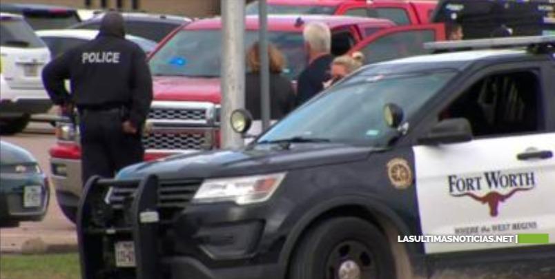 Dos muertos y un herido por tiroteo en iglesia en Texas
