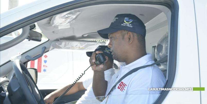 Sistema 9-1-1 atendió 4,591 emergencias el 24 y 25 de diciembre