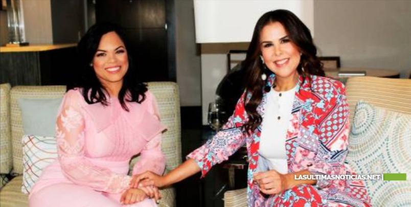La presentadora de television , Kiara Romero espera con fe volver a caminar tras intento de suicidio