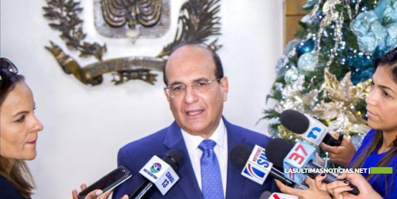 Presidente de la JCE dice la campaña abierta es para los candidatos Municipales