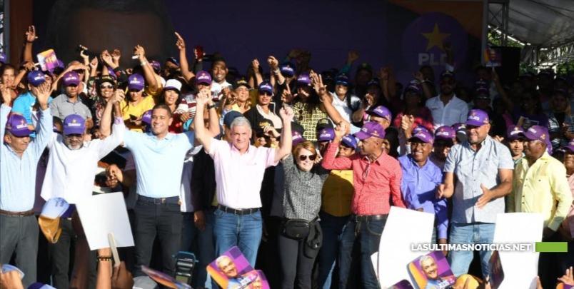 Gonzalo Castillo asegura que el PLD ganará en febrero más del 70% de las alcaldías de todo el país