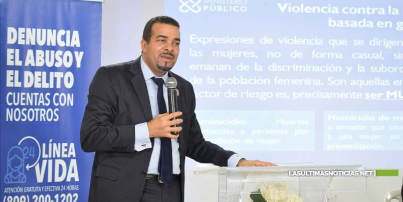 Fiscales SDE recorren barrios, escuelas y organismos estratégicos para sensibilizar contra violencia de género