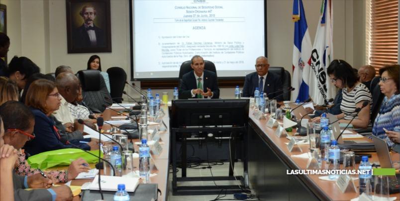 CNSS otorga facilidades a los ayuntamientos para cotizar a la seguridad social