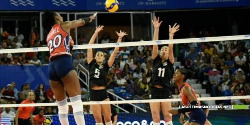 Las Reinas del Caribe debutan con triunfo agónico ante México