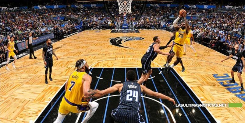 Fultz tiene triple-doble y los Magic detienen a los Lakers