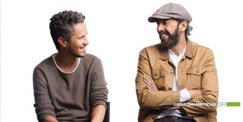 Juan Luis Guerra y Vicente García rumbo a los Grammy