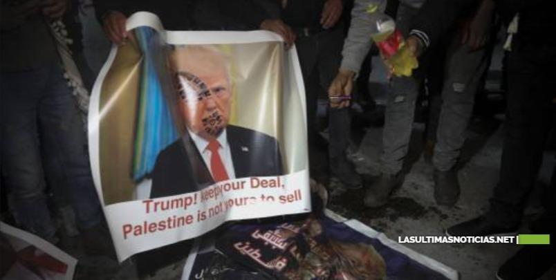 Israel refuerza la seguridad antes de anuncio de Estados Unidos