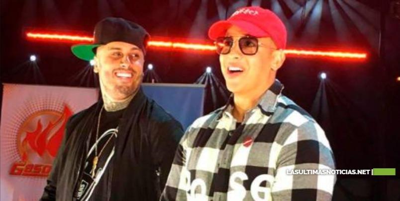 Daddy Yankee y Nicky Jam lanzarán en enero el tema conjunto 'Muévelo'