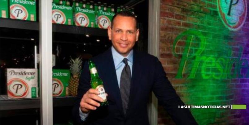 Alex Rodríguez publica primer video promocional de cerveza Presidente tras comprar acciones