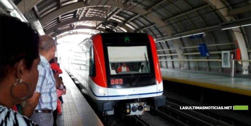 Seis nuevos trenes llegarán este año para el Metro de Santo Domingo