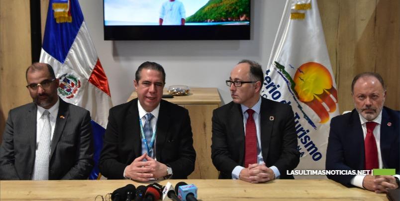 Iberia apuesta por el turismo de calidad en República Dominicana