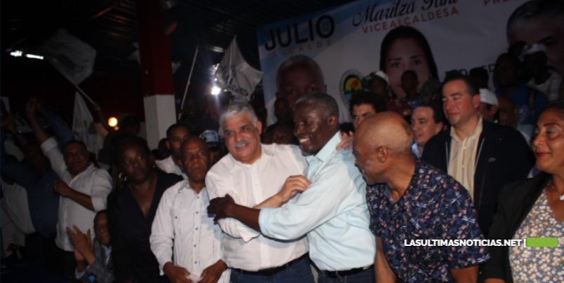 Julio Encarnación apuesta PRD recuperará plaza de Santo Domingo Norte