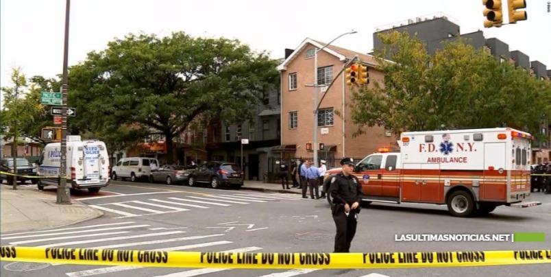 Tiroteo en Nueva York deja dos muertos