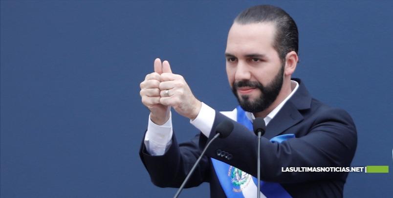 """El Congreso de El Salvador condena """"intento de golpe"""" del presidente Bukele"""