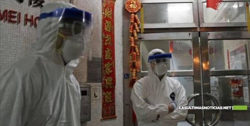 Cifra diaria de muertos por virus en China supera los 100