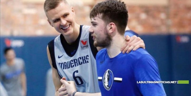 Doncic y Porzingis reconocen que jugaron su mejor partido juntos