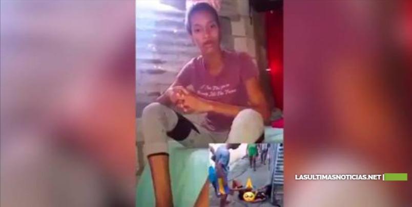Psicóloga explica por qué joven golpeada defiende a su pareja en un video