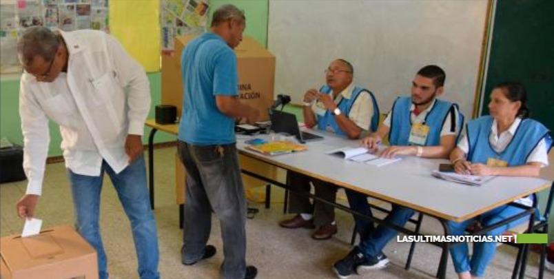Las elecciones están montadas y se aplicará la ley a todo el que abandone funciones