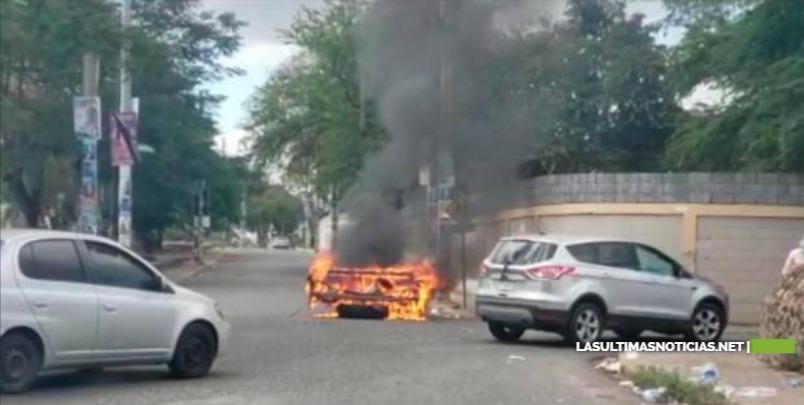 Manifestaciones aisladas en SDE tras suspensión de las elecciones