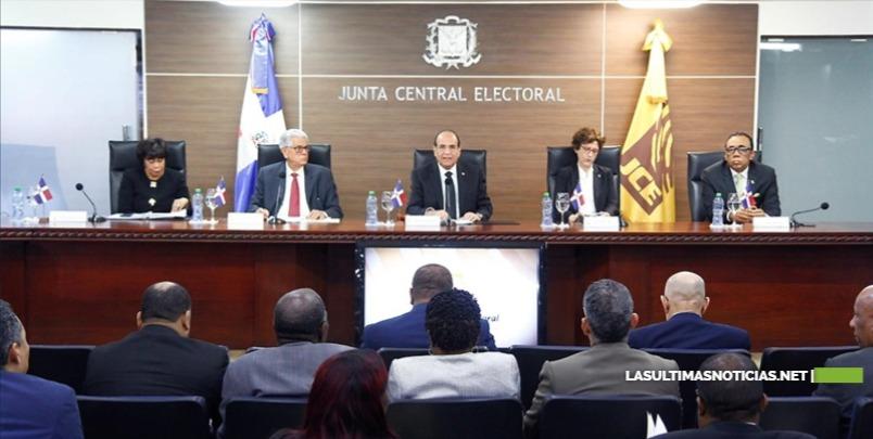 JCE convoca a partidos a audiencia pública para tratar montaje de elecciones municipales