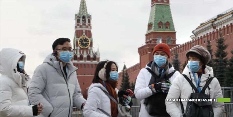 Rusia decidió prohibir la entrada de ciudadanos chinos a su territorio , por el coronavirus