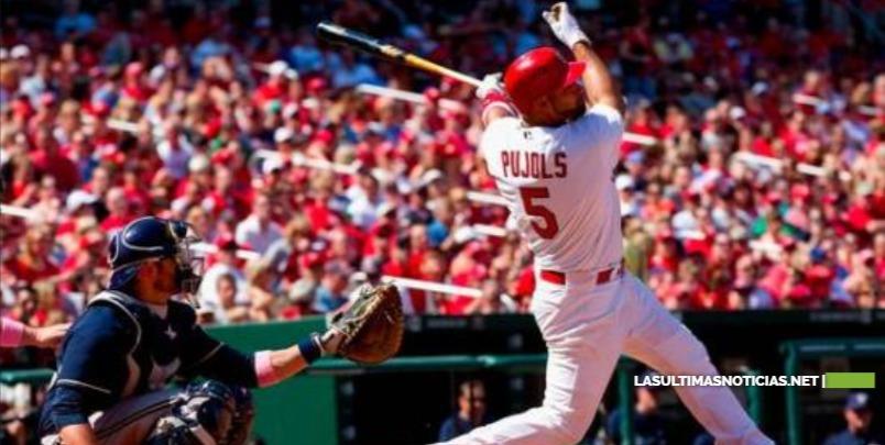 Grandes Ligas: 18 dominicanos han conectado 2,000 ó más hits