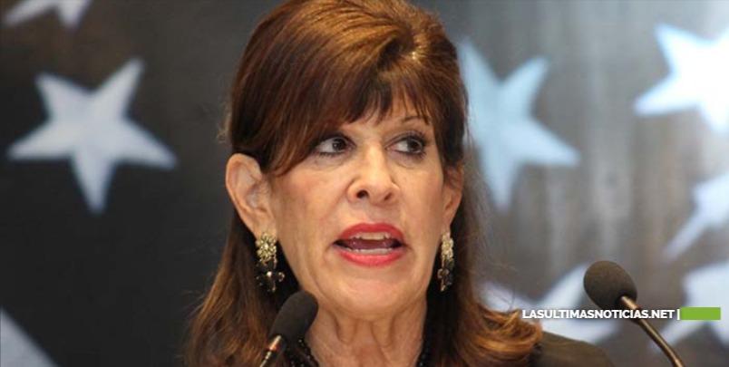 Fallece madre de la embajadora de EEUU en el país