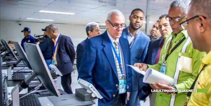JCE inicia impresión de padrón para elecciones municipales del 15 de marzo