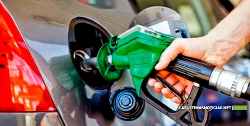 Las gasolinas, gasoil y GLP mantienen su precio; suben demás combustibles