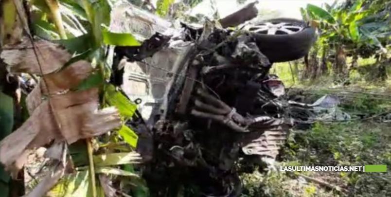 Agente PN muere en accidente de tránsito en la autopista Duarte