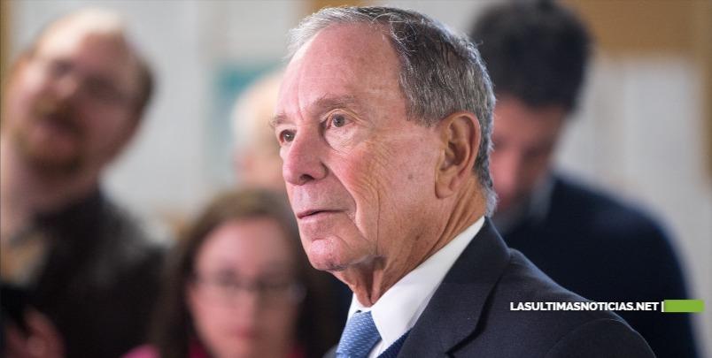 Michael Bloomberg apoya a Juan Guaidó y dice que ayudará a Venezuela cuando caiga Nicolas Maduro
