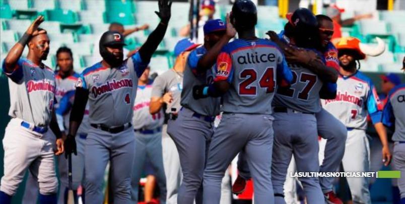 La Republica Dominicana consigue su segunda victoria en la Serie del Caribe