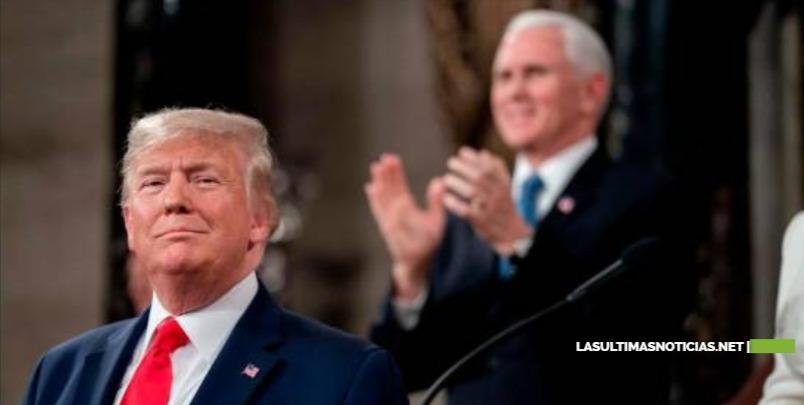 Donald Trump celebra el fin de su juicio político con un discurso crudo y vengativo
